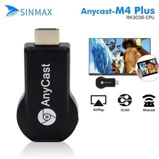 HDMI Không Dây Anycast M4 M9 Dongle Plus Tốc Độ Cực Nhanh. Vi Tính Quốc Duy