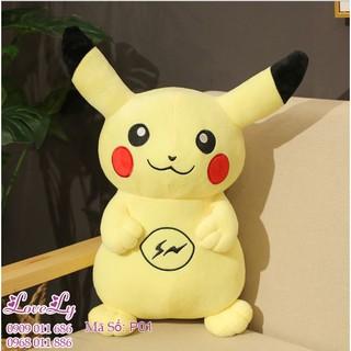 Pikachu Bông(35cm) Thú Nhồi Bông