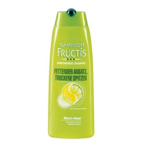 Giới thiệu sản phẩm Bộ gội xả dành cho tóc dầu garnier fructis