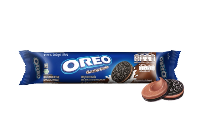 Bánh Oreo nhân kem Chocolate