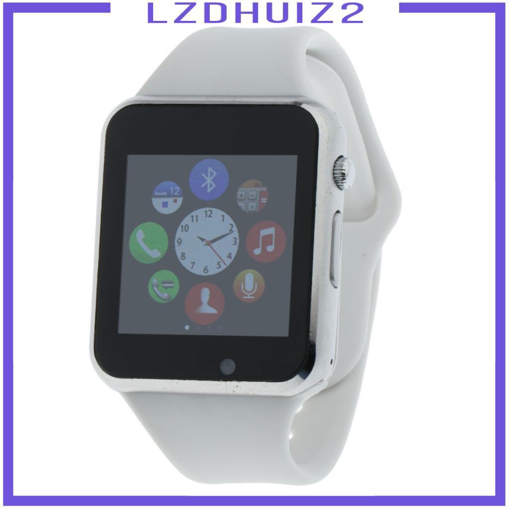 Đồng Hồ Thông Minh Kết Nối Bluetooth 3.0 Hỗ Trợ Theo Dõi Sức Khỏe Kèm Phụ Kiện