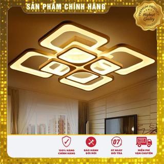 [CHINH HANG] ĐÈN ốp trần, đèn led ốp trần trang trí phòng khách 3 Màu OP-QUARRY6