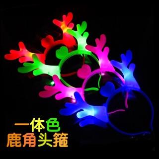 Đồ chơi bờm tóc tuần lộc phát sáng nhiều màu
