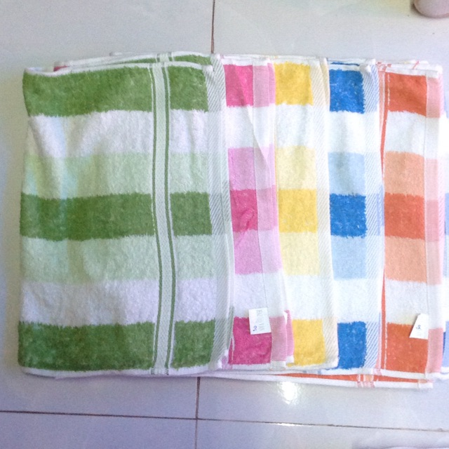 Khăn tắm hàng Việt nam