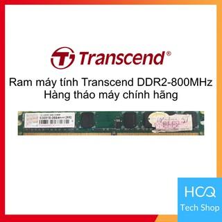 [Mua để nhận quà] RAM máy tính Transcend DDR2-800MHz 1GB thumbnail