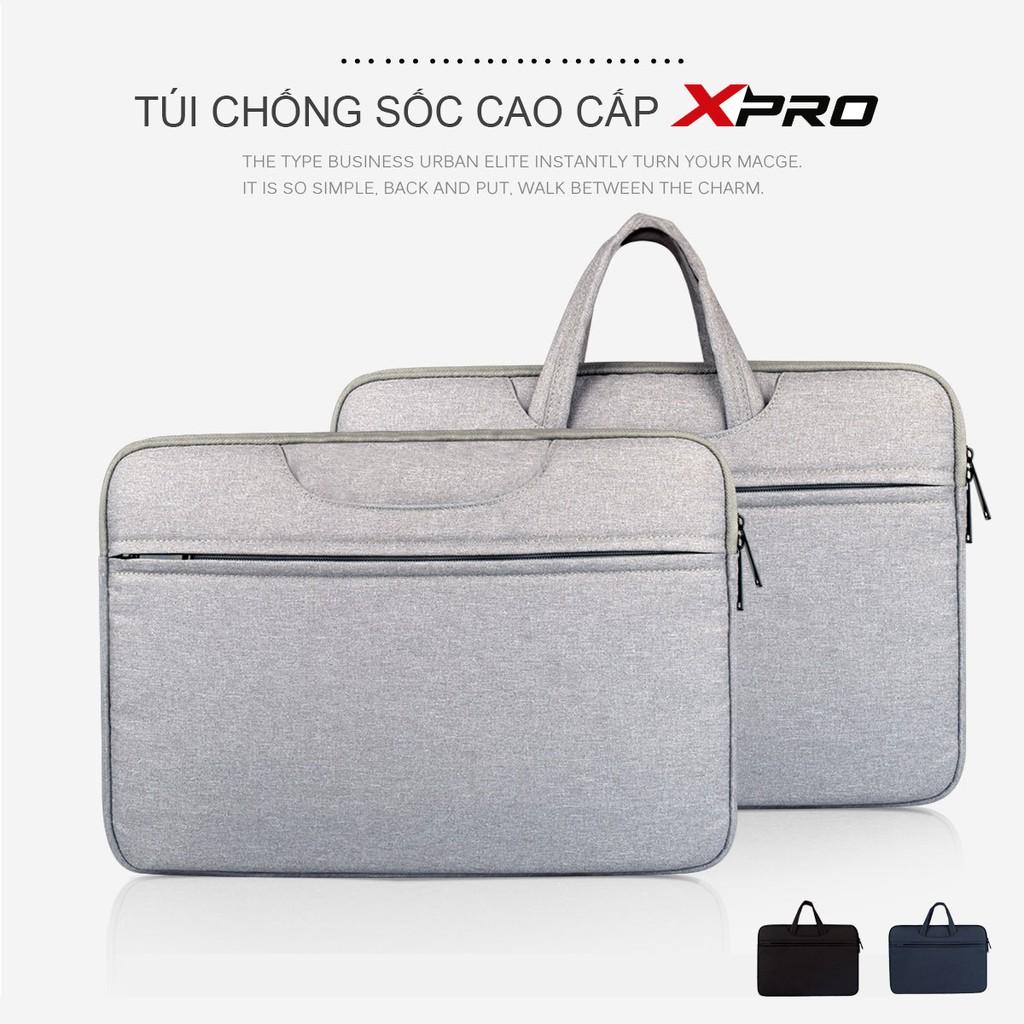 Túi chống sốc Macbook Laptop XPRO (Chính hãng) - 3013973 , 716149794 , 322_716149794 , 265000 , Tui-chong-soc-Macbook-Laptop-XPRO-Chinh-hang-322_716149794 , shopee.vn , Túi chống sốc Macbook Laptop XPRO (Chính hãng)