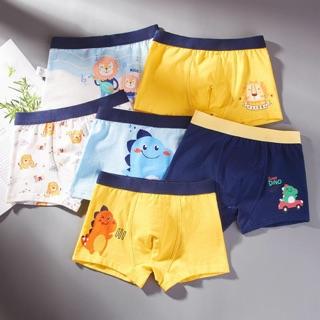 Set 6 quần sịp bé trai đủ size