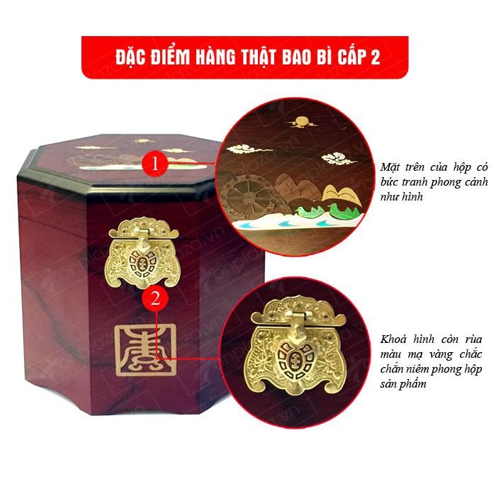 Cao hồng sâm hoàng hậu HÀN QUỐC loại đặc biệt 500g NS038
