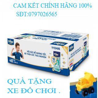 (HÀNG CTY 100%) Thùng 48 hộp Sữa uống dinh dưỡng Friso Gold (180ml/hộp)