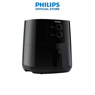 Nồi chiên không dầu cơ Philips HD9200 4.1L 1400W - Hàng chính