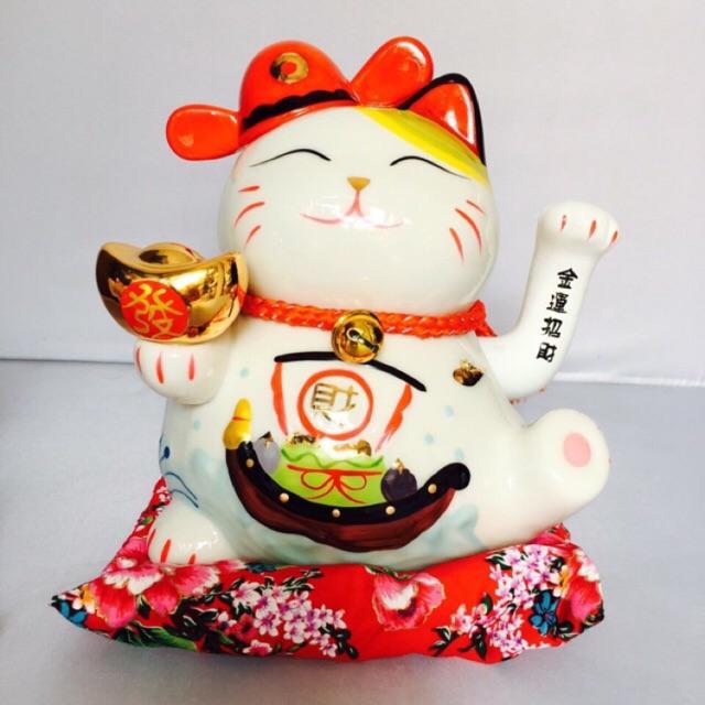 Mèo thần tài Tiền Vô Như Nước kèm sạc cao 20cm - 2705989 , 1177901932 , 322_1177901932 , 345000 , Meo-than-tai-Tien-Vo-Nhu-Nuoc-kem-sac-cao-20cm-322_1177901932 , shopee.vn , Mèo thần tài Tiền Vô Như Nước kèm sạc cao 20cm