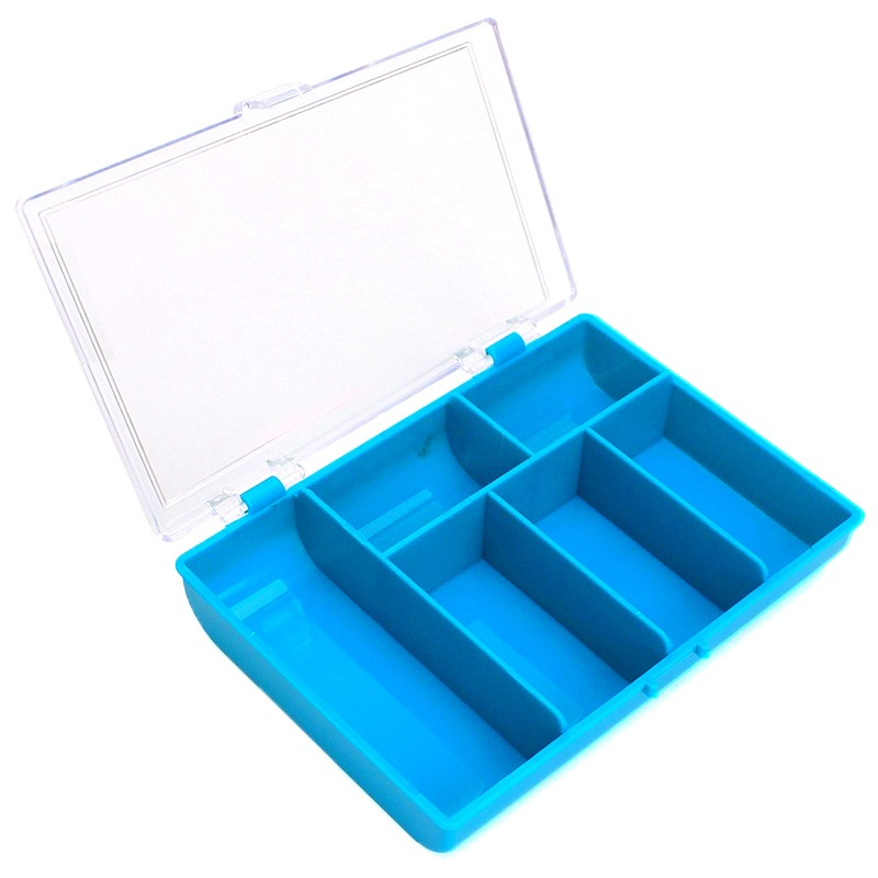 Happybay iPortable Plastic Fishing Lure Bait Tackle Waterproof Storage