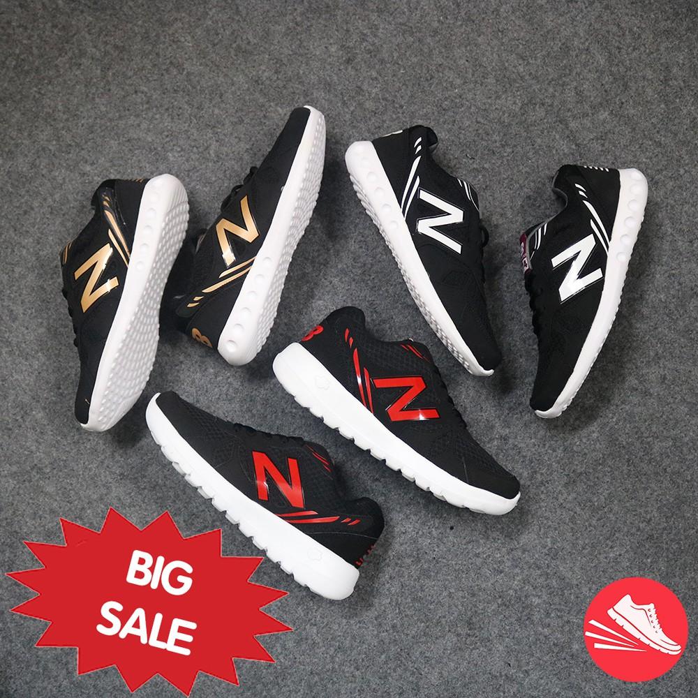 ⚡️[FREESHIP 99K TOÀN QUỐC] Giày Sneaker Thể Thao Nam Thời Trang (TRẮNG/ĐỎ/VÀNG) - TLS205