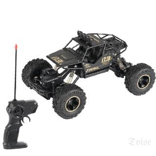 1/16 Monster Remote Control Vehicle Shaft Truck Drive Off-road Racing Rc Crawler Rtr Toy Car ( Colors: Silver, Black )