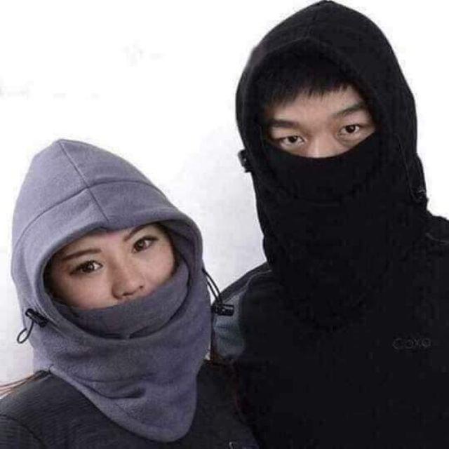 Mũ ninja đa năng