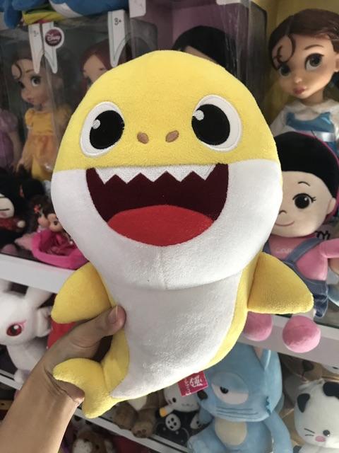 Gấu bông cá mập baby shark