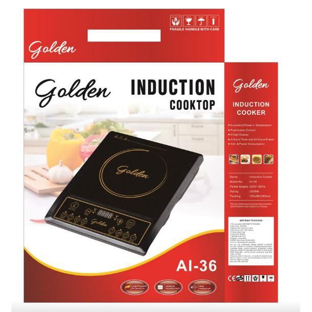 Bếp điện từ đơn Golden Giá rẻ chất lượng cao
