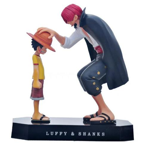 Mô Hình Nhân Vật Luffy Trong One Piece Chất Lượng Cao