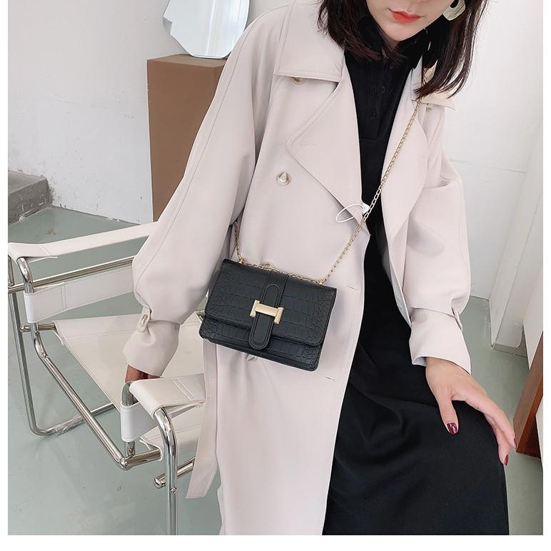 Túi xách đeo chéo nữ, Túi đeo chéo nữ đi chơi Hàn Quốc CHIP XINH TX26