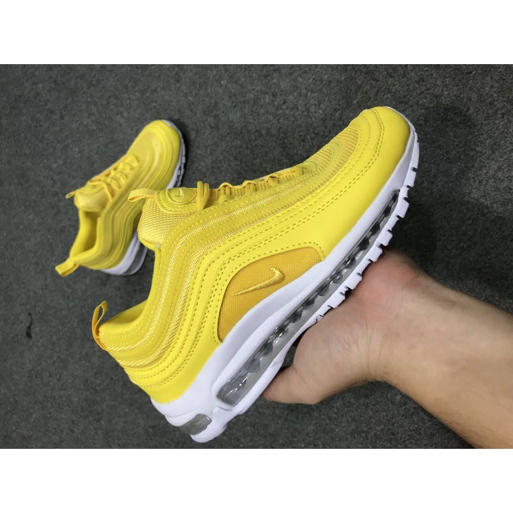 [HÀNG SẴN] Giày 97 màu vàng [FULL BOX] [FULL BOX] | SaleOff247