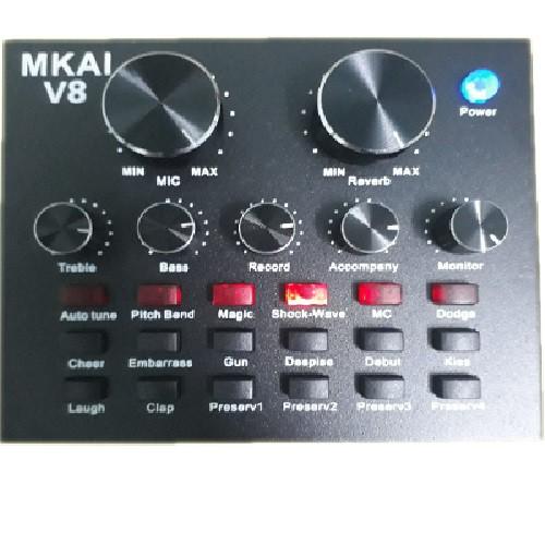 Sound card thu âm hát karaoke MKAI V8 ( BH 3 Tháng ) -DC2877 - 2638125 , 1339312856 , 322_1339312856 , 345000 , Sound-card-thu-am-hat-karaoke-MKAI-V8-BH-3-Thang-DC2877-322_1339312856 , shopee.vn , Sound card thu âm hát karaoke MKAI V8 ( BH 3 Tháng ) -DC2877