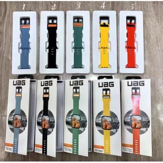 Dây UAG Apple Watch Civilian 1/1 Series 1 2 3 4 5 6 - móc đeo thép, Siêu Thể Thao