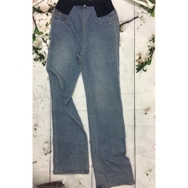 Thanh lý quần jeans lưng cao xuất khẩu - 2398964 , 695556122 , 322_695556122 , 65000 , Thanh-ly-quan-jeans-lung-cao-xuat-khau-322_695556122 , shopee.vn , Thanh lý quần jeans lưng cao xuất khẩu