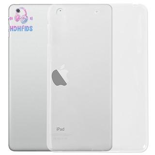 Clear Soft TPU Silicone Case Cover Skin For Apple iPad Mini 1 2 3