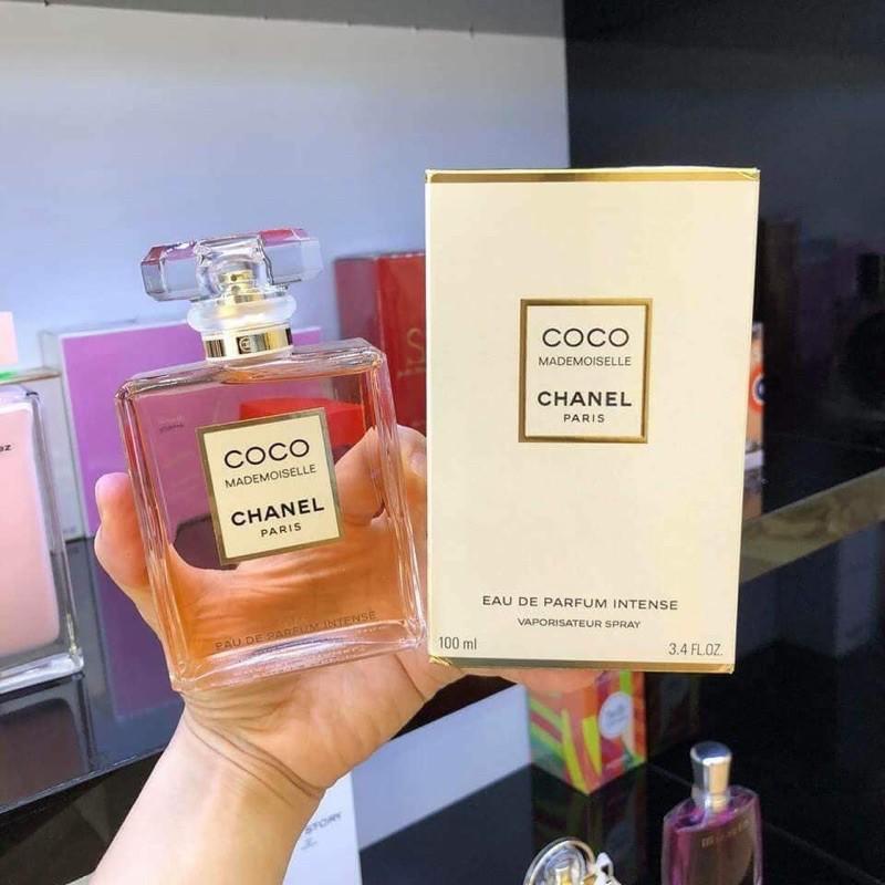 Nước hoa nữ  CoCo hồng 100 ml full box