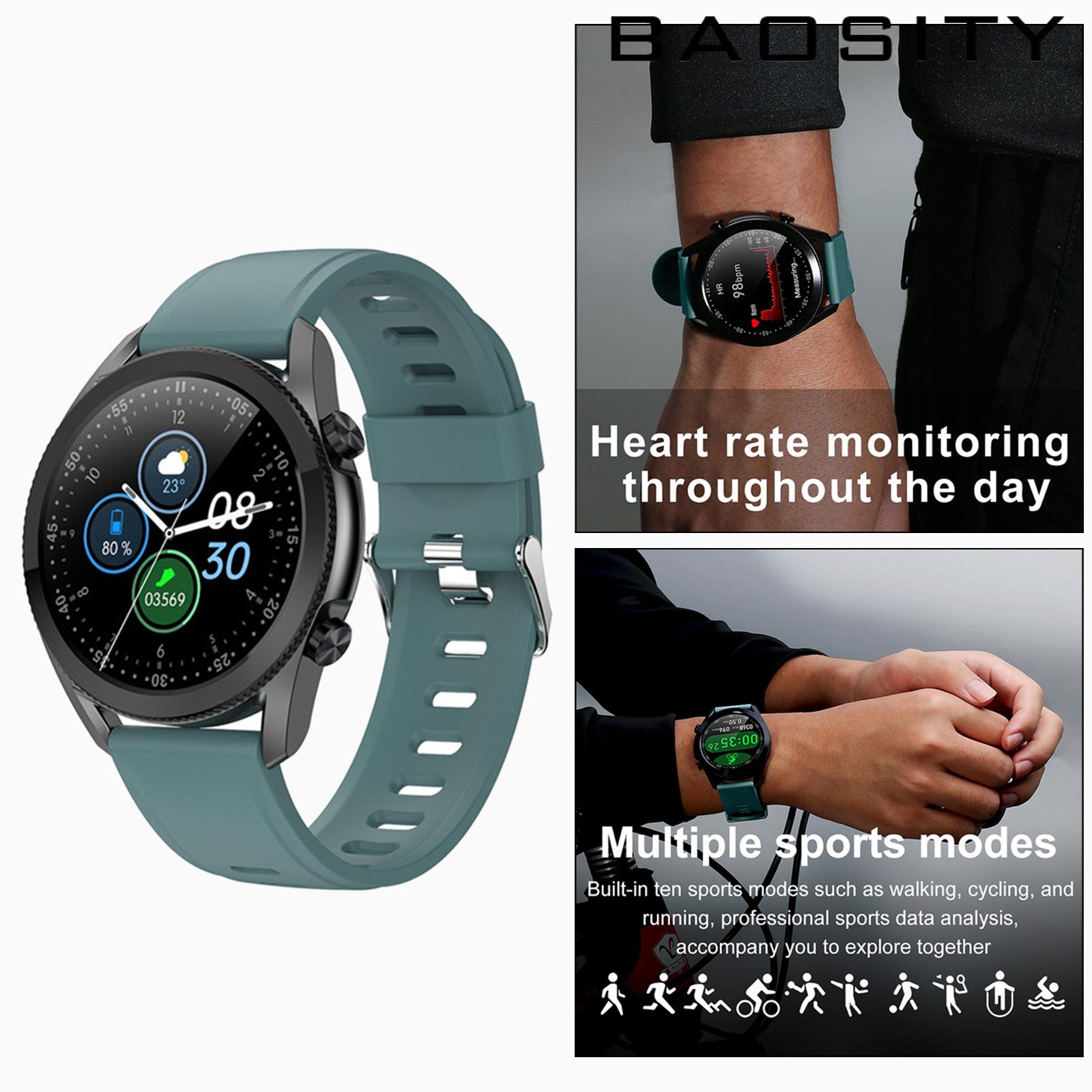 Đồng Hồ Thông Minh Dành Cho Điện Thoại Android Và Ios