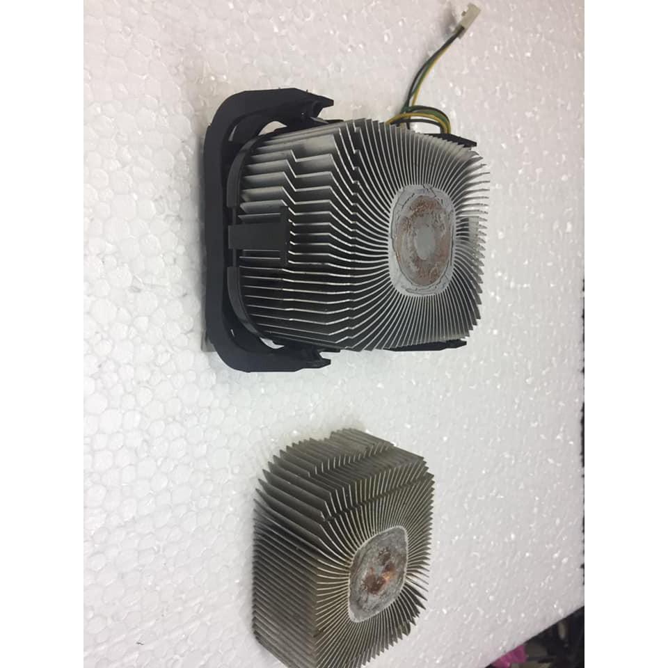 Quạt Fan tản nhiệt lõi đồng CPU intel Main Chipset 478