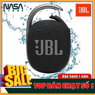 Loa BLUTOOTH JBL Clip 4 5.1 Mini Clip4 Loa Trầm Ngoài Trời Chống Nước IP67 Di Động Có Móc – BẢO HÀNH ĐỔI MỚI