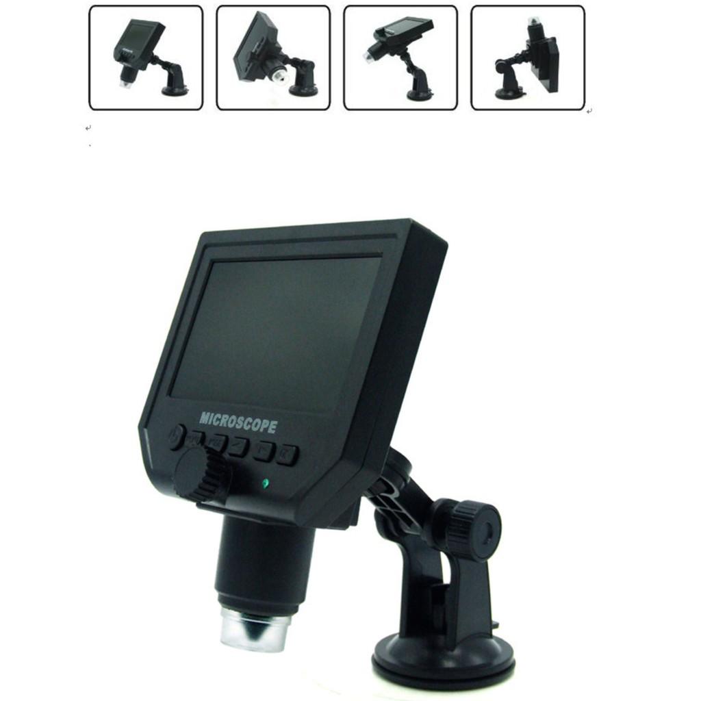 Kính hiển vi kỹ thuật zoom 600X HD Sony lens màn hình 4″3 sắc nét – Toro House 😍🥰