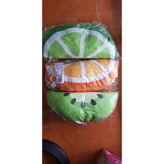 Combo 5 gối bông trái cây
