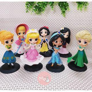 Mô hình công chúa Disney cao cấp