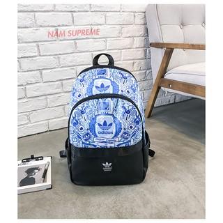 (ảnh thật) Balo Adidas originals Clover Backpack | Mẫu 3
