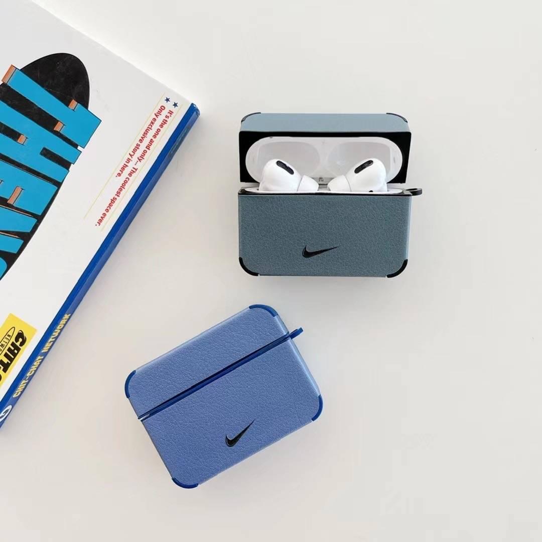 Vỏ bọc bảo vệ hộp sạc tai nghe không dây Airpods 1/ 2/ 3 Pro bằng da xinh xắn tiện...