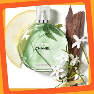 Nước Hoa Chính Hãng Nước hoa chính hãng Chanel Chance Eau Fraiche Test 5ml 10ml 20ml HOT thumbnail