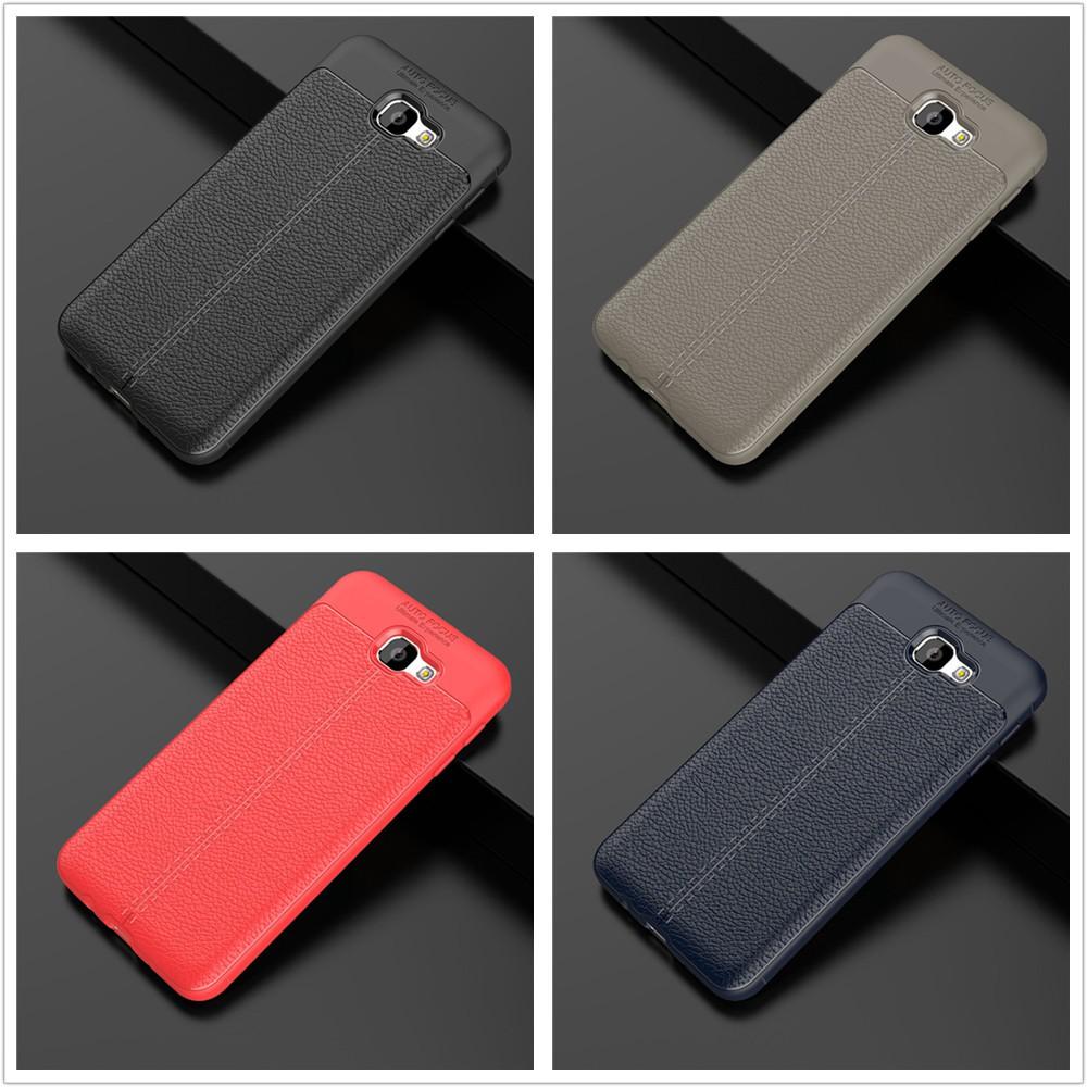 Ốp điện thoại vân trái vải cho Samsung Galaxy J3/J7/J6/J4/G313/J110/J1ACE/J2/J2 2016/J2 PRO/S9/S9+