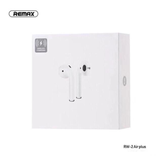 [Mã 267ELSALE hoàn 7% đơn 300K] Tai nghe Bluetooth Remax TWS RW-2 Airplus chính hãng
