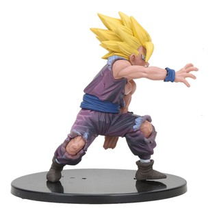 BULA Dragon Ball Z dramatic show of the son Gohan Ver PVC digital model toy