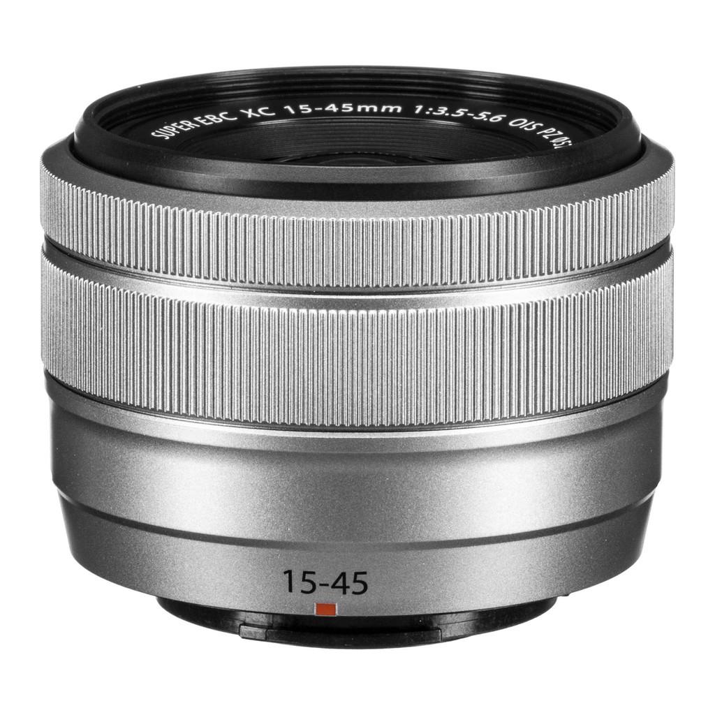 Ống kính Fujifilm XC 15-45mm f/3.5-5.6 OIS PZ - Chính Hãng Fujifilm VN