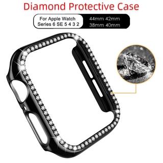 Khung Bảo Vệ Mặt Đồng Hồ Apple Watch Series 6 Se 5 4 3 21 38mm 42mm 40mm 44mm