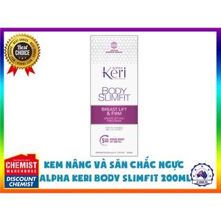 Kem nâng và săn chắc ngực Alpha Keri Body Slimfit 200ml thumbnail