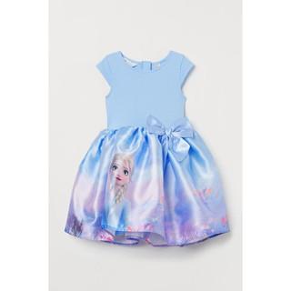 VH02 Váy bồng công chúa Elsa 3 màu cực đẹp, cực hot 2021