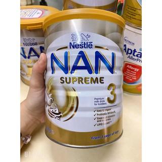 Sữa NAN SUPREME ÚC SỐ 3