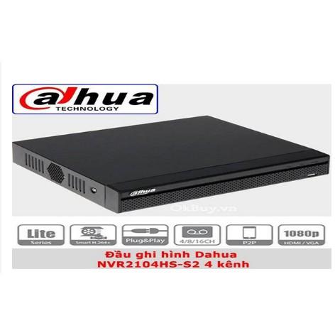 Đầu ghi hình Dahua IP NVR2104HS
