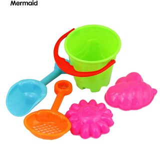 Outdoor Sandbeach Toys Bucket Shovel Kids Children Beach Sand Toy Set