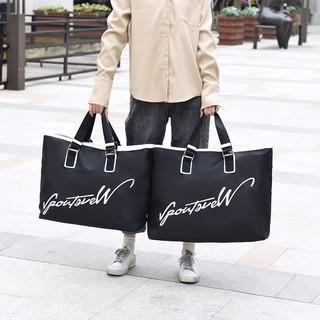 đẹp bán hàng trực tiếp tại nhà máythời trang giản dị túi lớn không thấm nước dung tích du lịch chờ