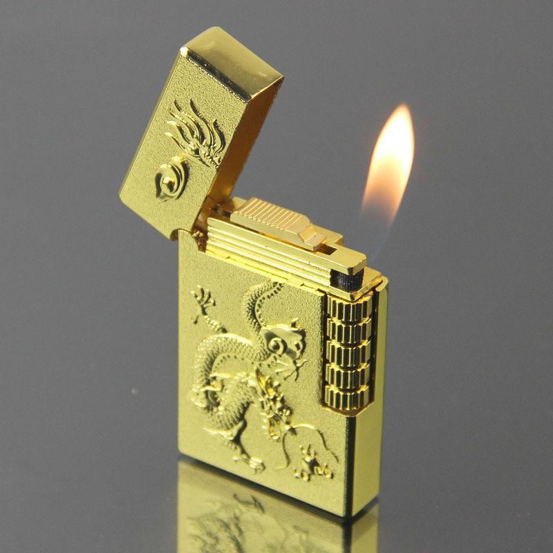 Bật lửa hình rồng kiểu mới-